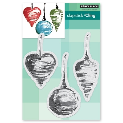 Penny Black Cling Stamps SPARKLES 40-625 zoom image