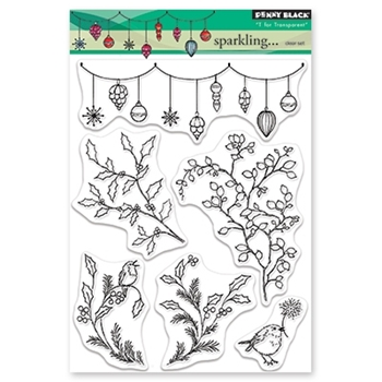 Penny Black Clear Stamps SPARKLING 30-505