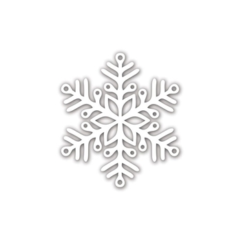 RESERVE Simon Says Stamp RINA SNOWFLAKE Wafer Dies sssd111878 Fun and Festive