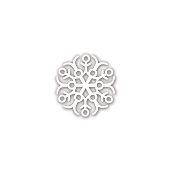 Simon Says Stamp KADYN SNOWFLAKE Wafer Dies sssd111877 Fun and Festive