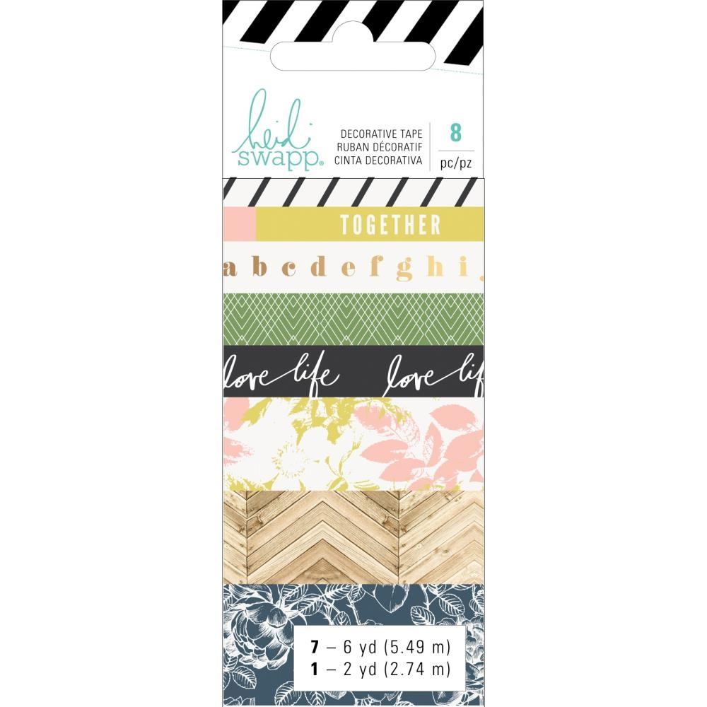 Heidi Swapp EMERSON LANE Washi Tape 314433 zoom image
