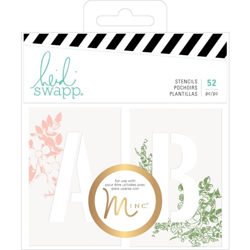 Heidi Swapp EMERSON LANE Stencils 314436 Preview Image