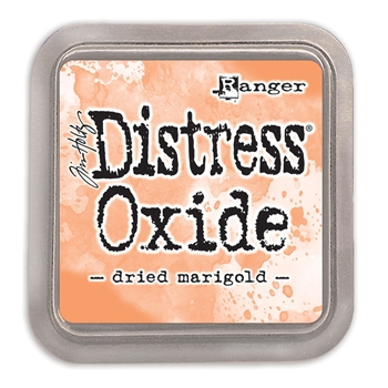 RESERVE Tim Holtz Distress Oxide Ink Pad DRIED MARIGOLD Ranger tdo55914