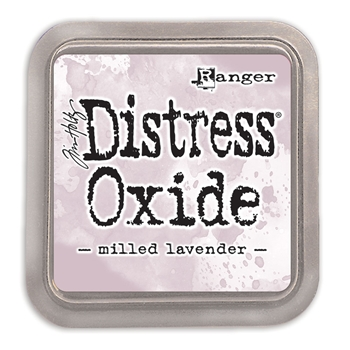 Tim Holtz Distress Oxide Ink Pad MILLED LAVENDER Ranger tdo56065