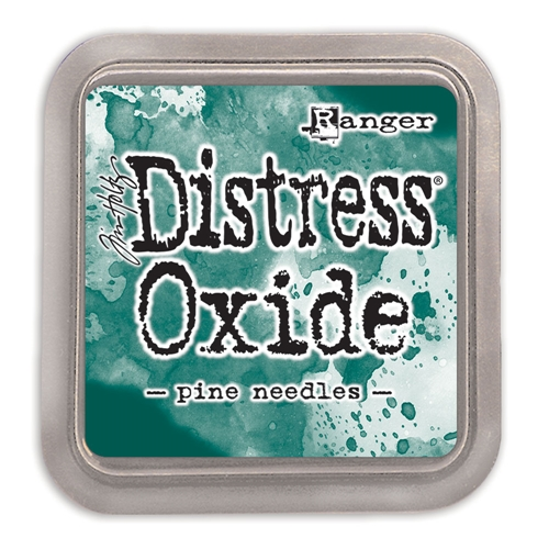 Tim Holtz Distress Oxide Ink Pad PINE NEEDLES Ranger tdo56133 Preview Image
