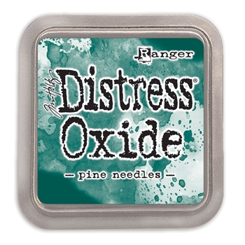 RESERVE Tim Holtz Distress Oxide Ink Pad PINE NEEDLES Ranger tdo56133