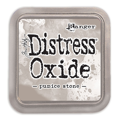 Tim Holtz Distress Oxide Ink Pad PUMICE STONE Ranger tdo56140 Preview Image