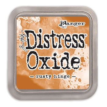 Tim Holtz Distress Oxide Ink Pad RUSTY HINGE Ranger tdo56164