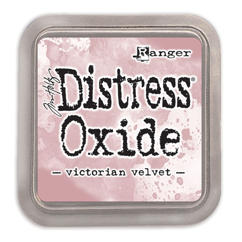 Tim Holtz Distress Oxide Ink Pad VICTORIAN VELVET Ranger tdo56300 Preview Image