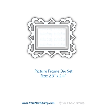Your Next Die PICTURE FRAME ynsd810