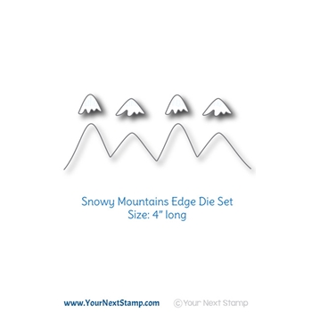 Your Next Die SNOWY MOUNTAINS EDGE ynsd805