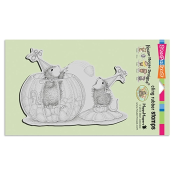 Stampendous Cling Stamp GUMDROP TOSS hmcr124 House Mouse