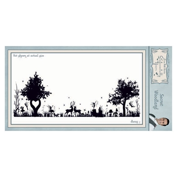 Creative Expressions SECRET WOODLAND Sentimentally Yours syr038