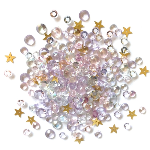 Buttons Galore and More Sparkletz WINTER WISHES Embellishments SPK123 Preview Image