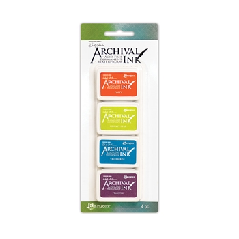 Ranger Wendy Vecchi Mini Archival Ink Pads KIT 6 amdk64077