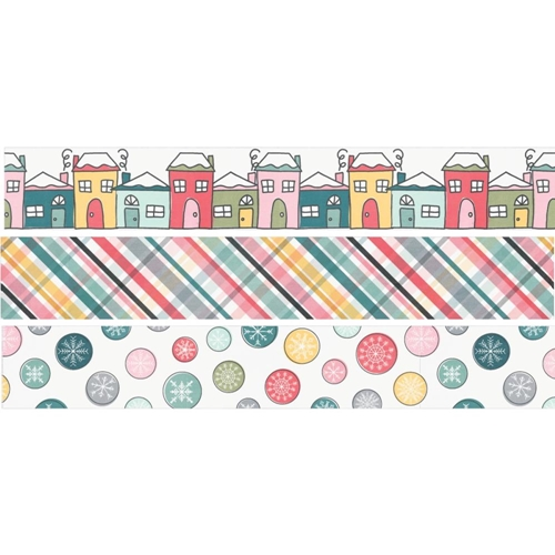 Simple Stories FREEZIN SEASON Washi Tape 10375 Preview Image
