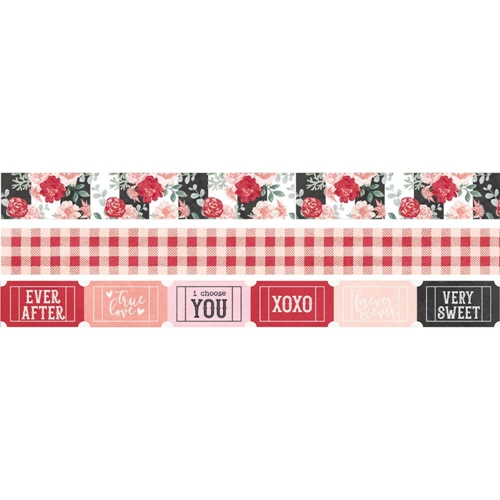 Simple Stories KISSING BOOTH Washi Tape 10395 Preview Image