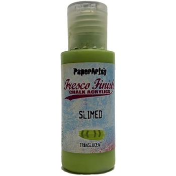 Paper Artsy Fresco Finish SLIMED Chalk Acrylic Paint 1.69oz ff137