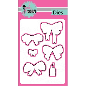 Pink and Main BOWTIFUL Dies PNM179