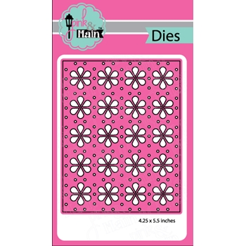 Pink and Main EYELET COVER Die PNM184