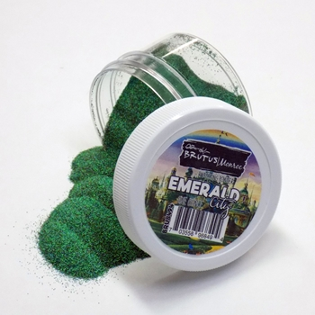 Brutus Monroe EMERALD CITY Embossing Powder bru8494