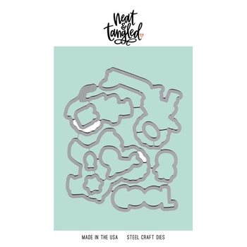 Neat and Tangled STAY COOL Dies NAT439