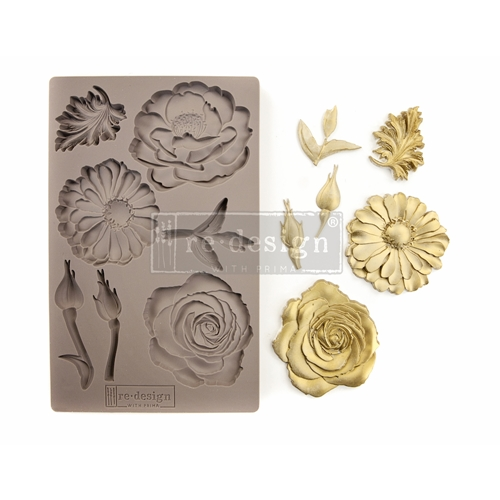 Prima Marketing IN THE GARDEN Re-Design Decor Mould 635749 Preview Image