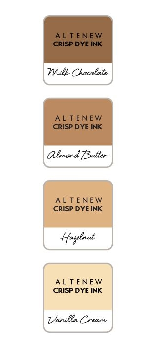 Altenew DELECTABLE DELIGHTS Mini Cube Crisp Dye Ink Pad Set ALT2738 zoom image