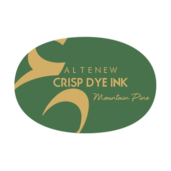 Altenew MOUNTAIN PINE Crisp Dye Ink Pad ALT2723