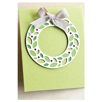 Birch Press Design WREATH LAYER SET Craft Dies 56088