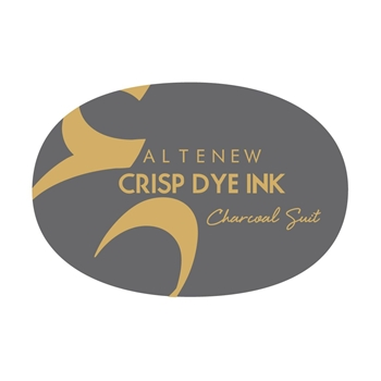 Altenew CHARCOAL SUIT Crisp Dye Ink Pad ALT2718