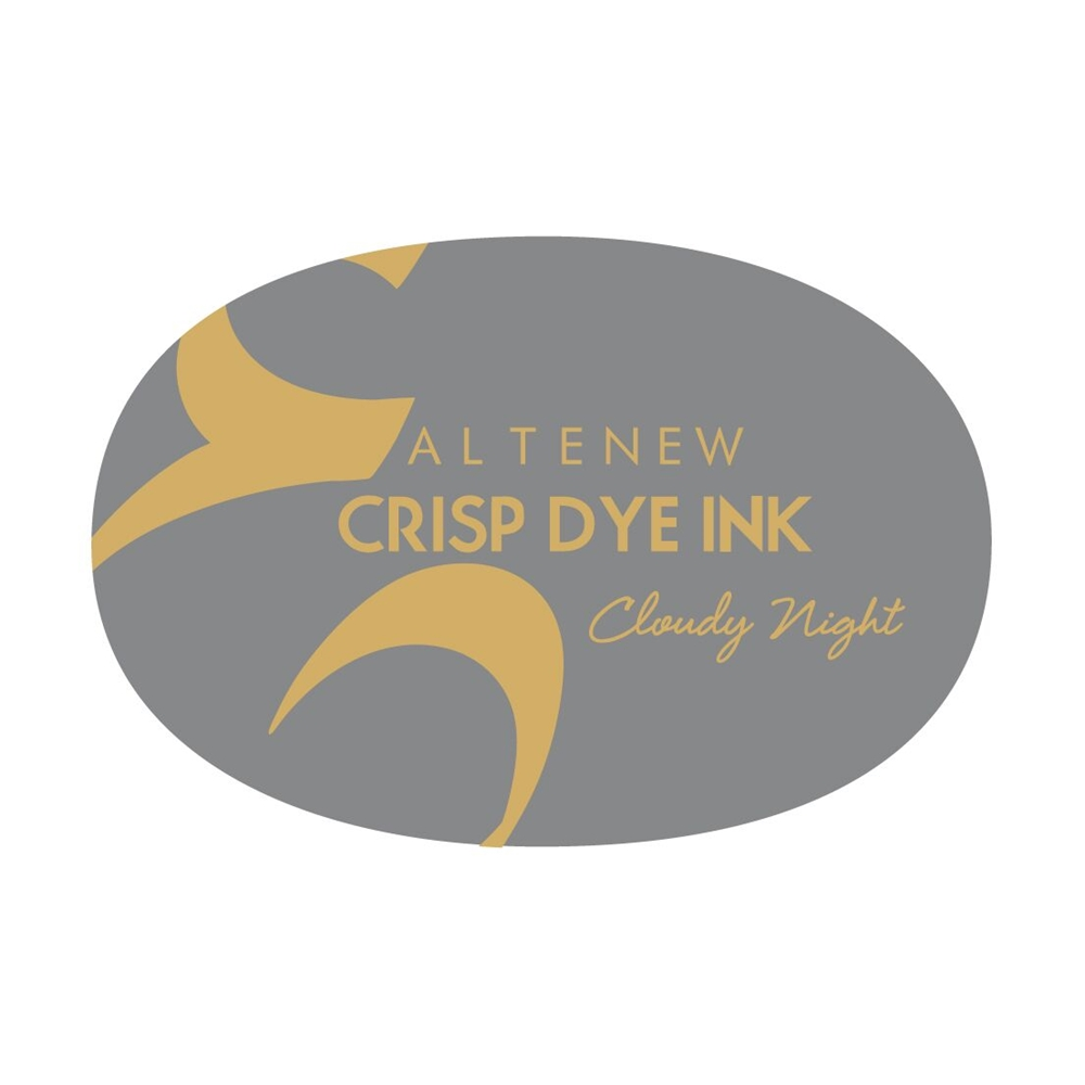 Altenew CLOUDY NIGHT Crisp Dye Ink Pad ALT2717 zoom image