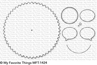 My Favorite Things PEEK A BOO WHEEL Die-Namics MFT1424