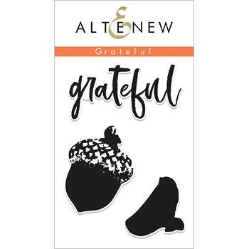Altenew GRATEFUL Clear Stamps ALT2642