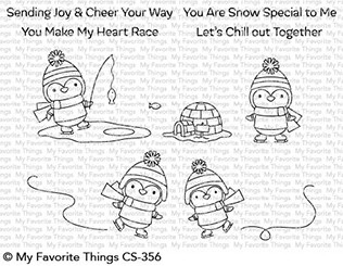 My Favorite Things SNOW SPECIAL Clear Stamps CS356