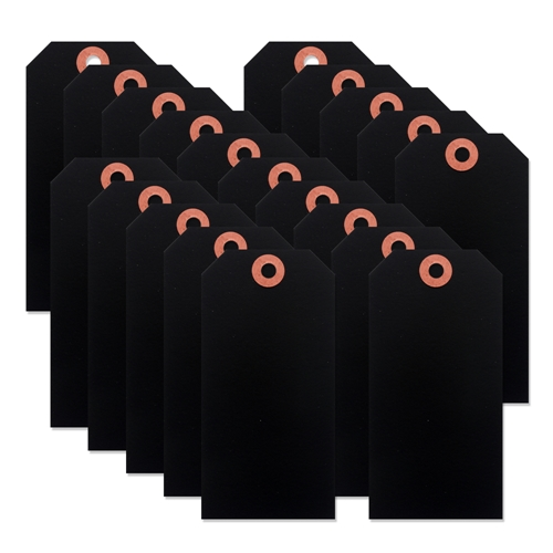 American Tag BLACK TAGS 10 Pack bt001 Preview Image