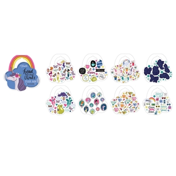 American Crafts Shimelle STICKER BOOK Head in the Clouds 349473