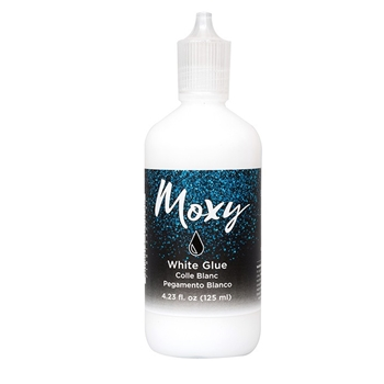 American Crafts Moxy WHITE GLUE 4.23 Fluid Ounces 346713