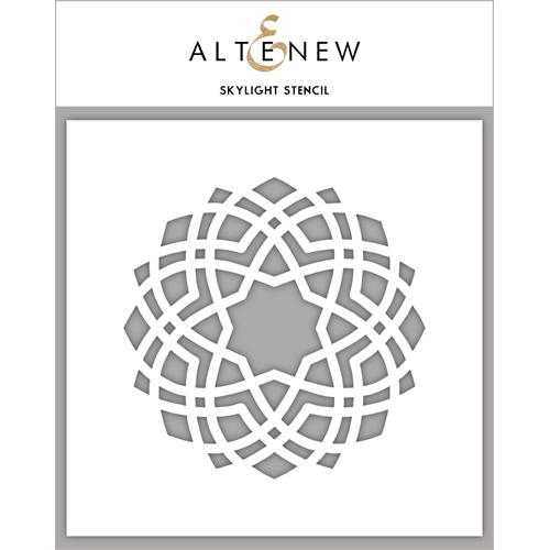 Altenew SKYLIGHT Stencil ALT2782 Preview Image