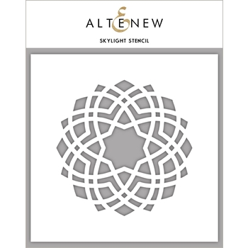 Altenew SKYLIGHT Stencil ALT2782