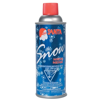 Darice SANTA SNOW SPRAY 13oz Can ch499-0506