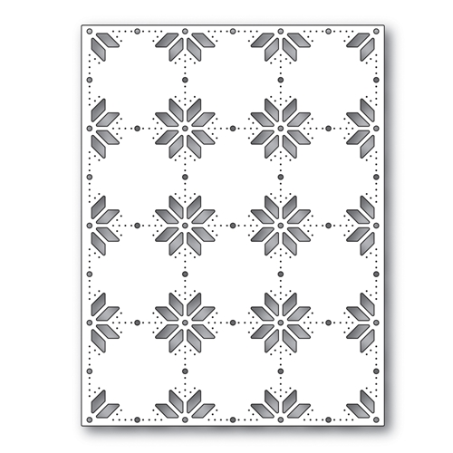 Simon Says Stamp HOLIDAY KNIT BACKGROUND Wafer Die s616 Diecember Preview Image