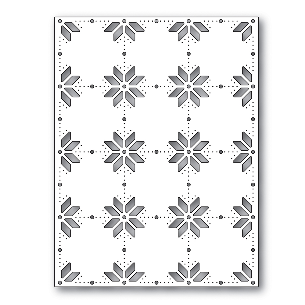 Simon Says Stamp HOLIDAY KNIT BACKGROUND Wafer Die s616 Diecember zoom image