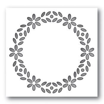 Simon Says Stamp BIXBY WREATH Wafer Die s626 Diecember