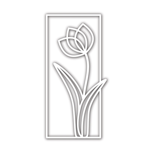 Simon Says Stamp SWEET TULIP Wafer Die sssd111921 Diecember Preview Image