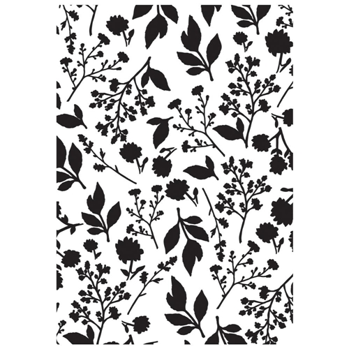 Kaisercraft BLOOM 4x6 Inch Embossing Folder EF296 Preview Image