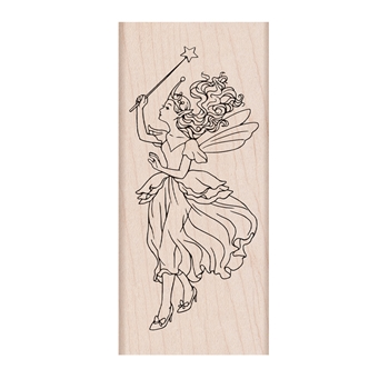 Hero Arts Rubber Stamp FAIRY QUEEN H6330