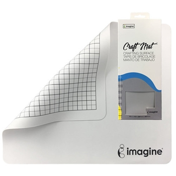 Tsukineko CRAFT MAT GRAY Imagine Crafts crpkg002