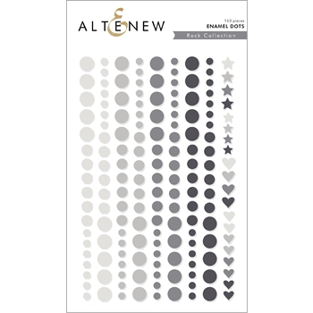Altenew ROCK COLLECTION Enamel Dots ALT2592
