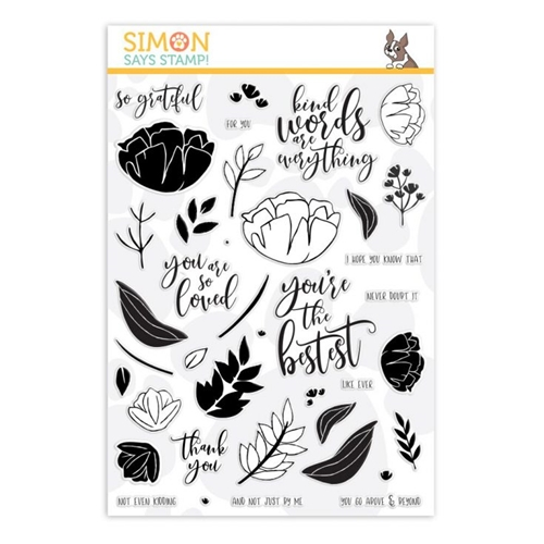 Simon Says Clear Stamps SO LOVED sss101952 You Are Loved Preview Image